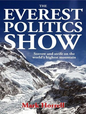 cover image of The Everest Politics Show