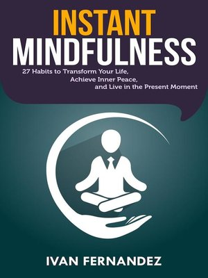 cover image of Instant Mindfulness