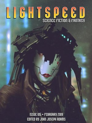 cover image of Lightspeed Magazine, Issue 105 (February 2019)