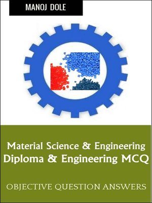cover image of Material Science & Engineering