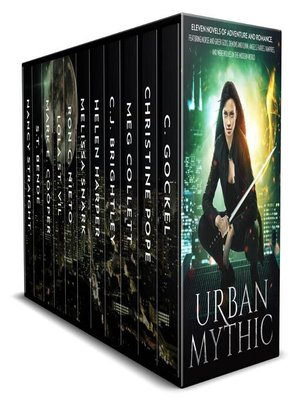 cover image of Urban Mythic