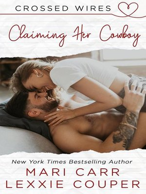 cover image of Claiming Her Cowboy