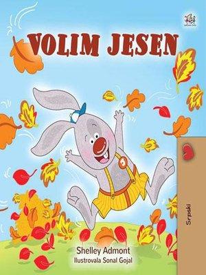 cover image of Volim jesen