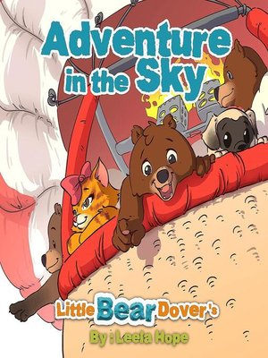 cover image of Little Bear Dover's Adventure in the Sky