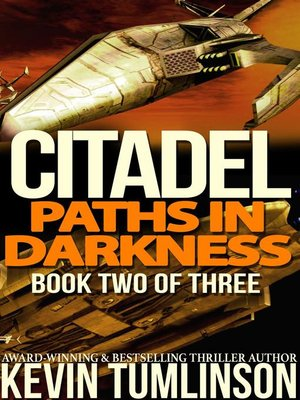 cover image of Paths in Darkness: Citadel, #2