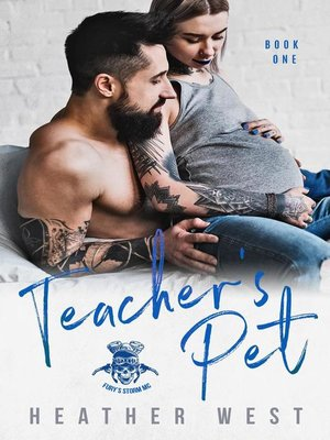 cover image of Teacher's Pet (Book 1)