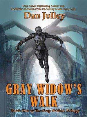 cover image of Gray Widow's Walk (Gray Widow Trilogy Book 1)