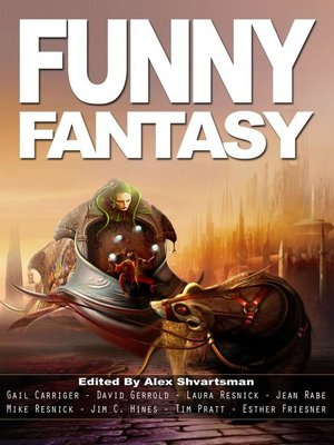 cover image of Funny Fantasy