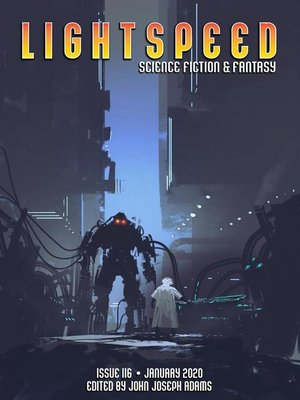 cover image of Lightspeed Magazine, Issue 116 (January 2020)