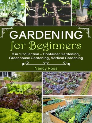 cover image of Gardening for Beginners