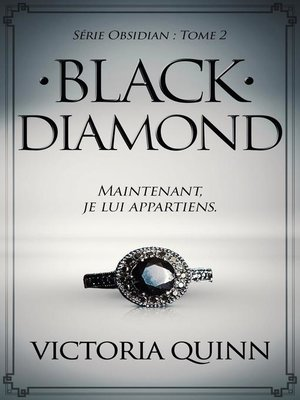 cover image of Black Diamond (French)