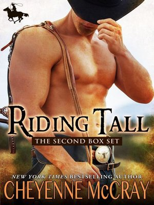 cover image of Riding Tall the Second Box Set
