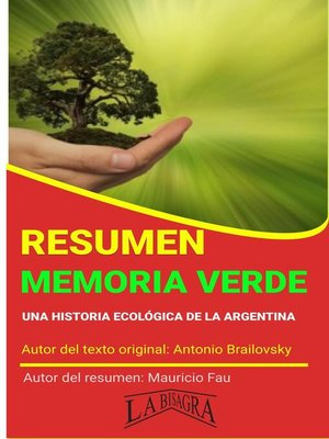 cover image of Resumen de Memoria Verde de Antonio Brailovsky
