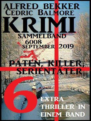 cover image of Krimi Sammelband 6008