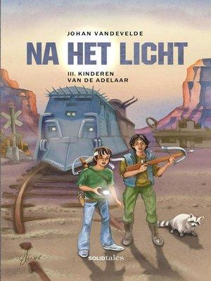 cover image of Kinderen van de Adelaar