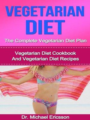 cover image of Vegetarian Diet