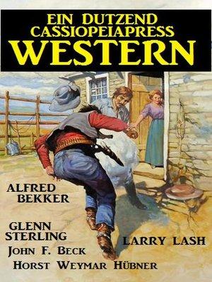 cover image of Ein Dutzend Cassiopeiapress Western