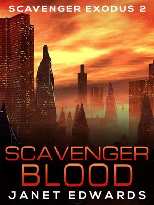 cover image of Scavenger Blood