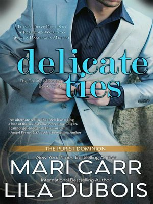 cover image of Delicate Ties