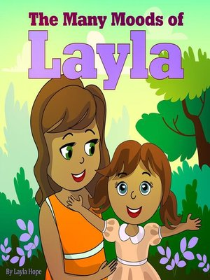 cover image of The Many Moods of Layla
