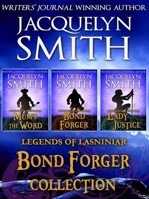 cover image of Legends of Lasniniar Bond Forger Collection