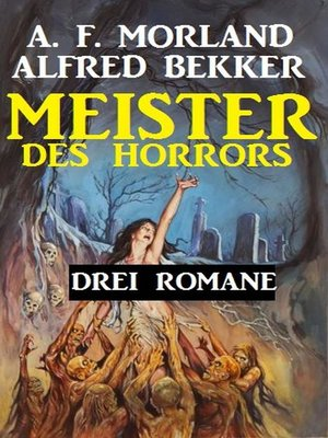 cover image of Meister des Horrors