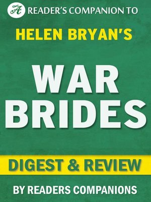 cover image of War Brides by Helen Bryan | Digest & Review