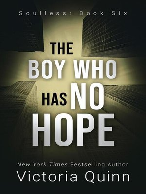 cover image of The Boy Who Has No Hope