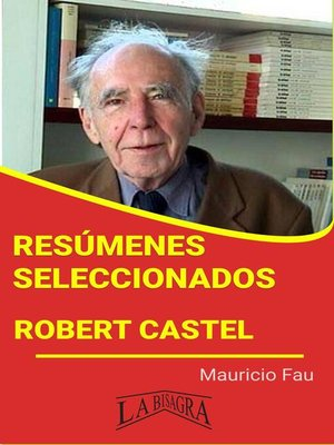 cover image of Robert Castel