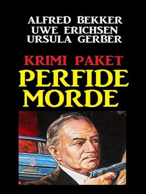 "cover image of Krimi Paket ""Perfide Morde"""