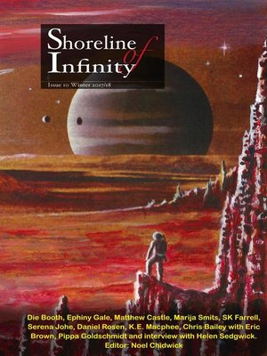 cover image of Shoreline of Infinity 10