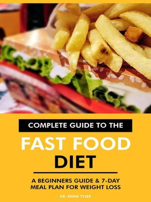 cover image of Complete Guide to the Fast Food Diet
