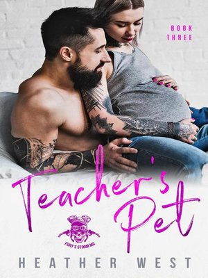 cover image of Teacher's Pet (Book 3)