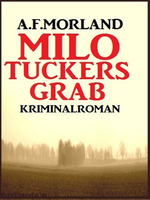 cover image of Milo Tuckers Grab
