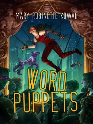 cover image of Word Puppets