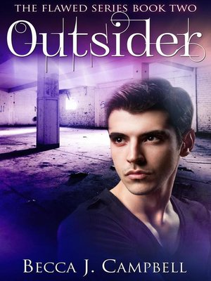 cover image of Outsider (Flawed #2)