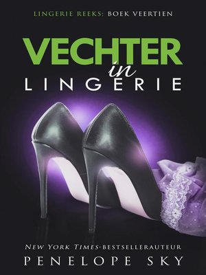 cover image of Vechter in lingerie