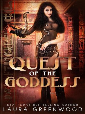 cover image of Quest of the Goddess