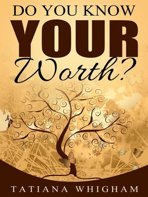 cover image of Do You Know Your Worth?