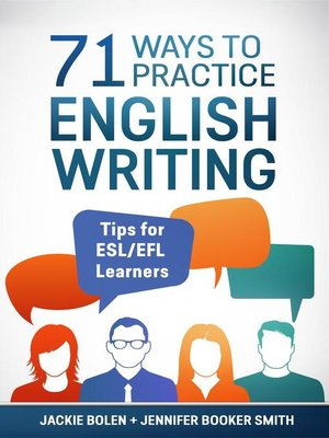 cover image of 71 Ways to Practice English Writing
