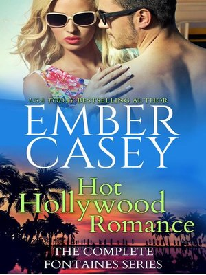 cover image of Hot Hollywood Romance