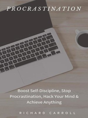 cover image of Procrastination