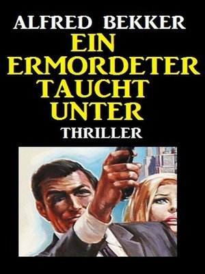 cover image of Ein Ermordeter taucht unter
