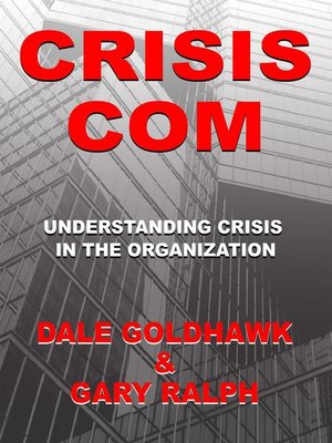 cover image of Crisis Com