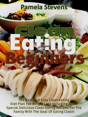 cover image of Clean Eating for Beginners