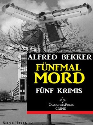 cover image of Fünfmal Mord