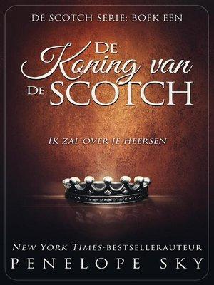 cover image of De Koning van de Scotch