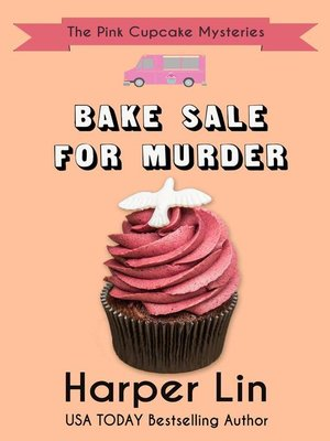 cover image of Bake Sale for Murder