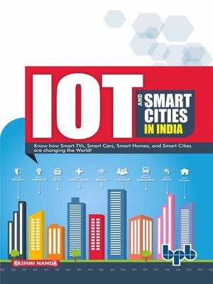 cover image of IoT and Smart Cities