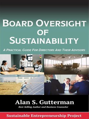 cover image of Board Oversight of Sustainability